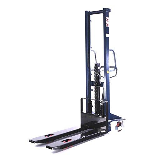 Piattaforma di Caricamento Carrello Elevatore Hubdi Altezza 900mm Portata 300kg 0,3t
