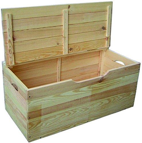 Migliore panca contenitore opinioni e prezzi sul mercato for Cassapanche in legno per esterno