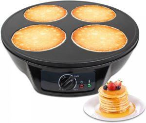 Migliore Macchina per Pancake 2021 - Come Scegliere, Opinioni e Prezzi